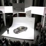 Weltpremiere Audi A7 Sportback München