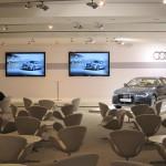 Audi AG Pressepräsentation A6